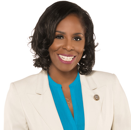 Representative Stacey E. Plaskett