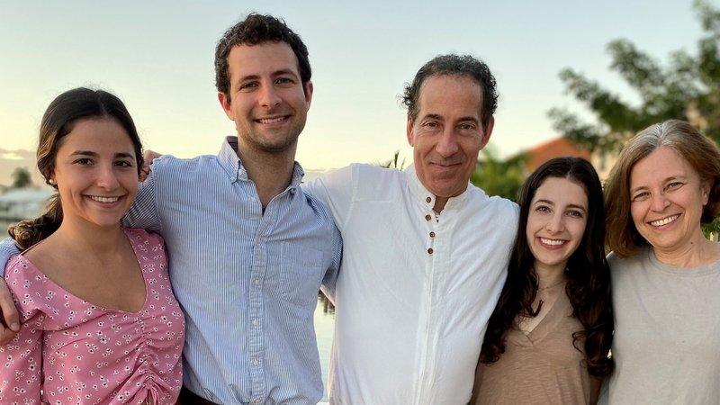 family photo of Jamie Raskin