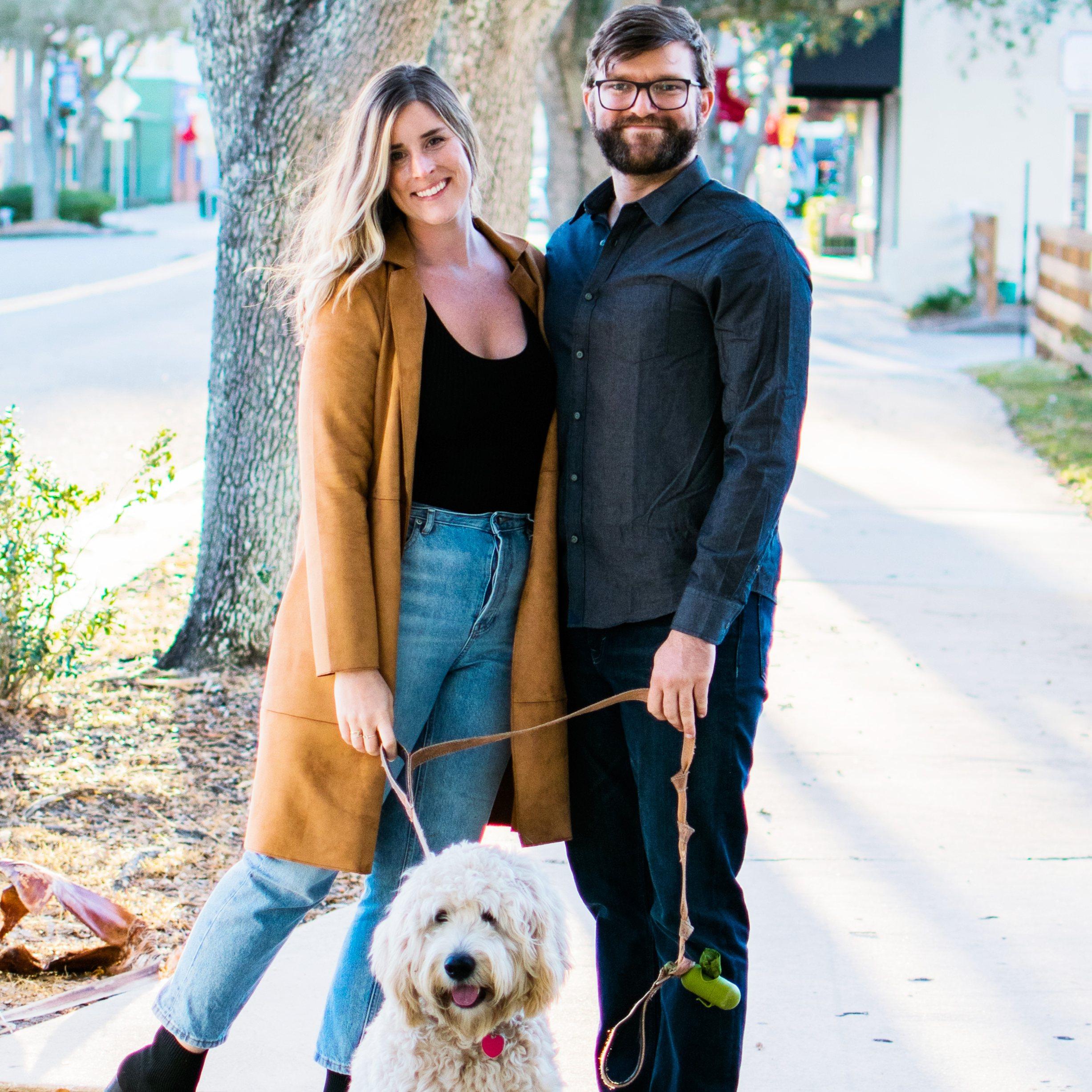 Lee Silvernail and Nikki Waxman