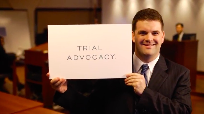 Trial Advocacy Students Share Their Experiences Gaining Courtroom Skills