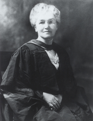 Ellen Spencer Mussey