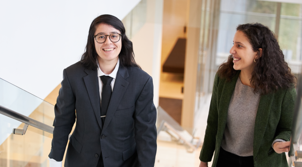 Aligning Interests: Fellowship Program Connects Students with Tech Law