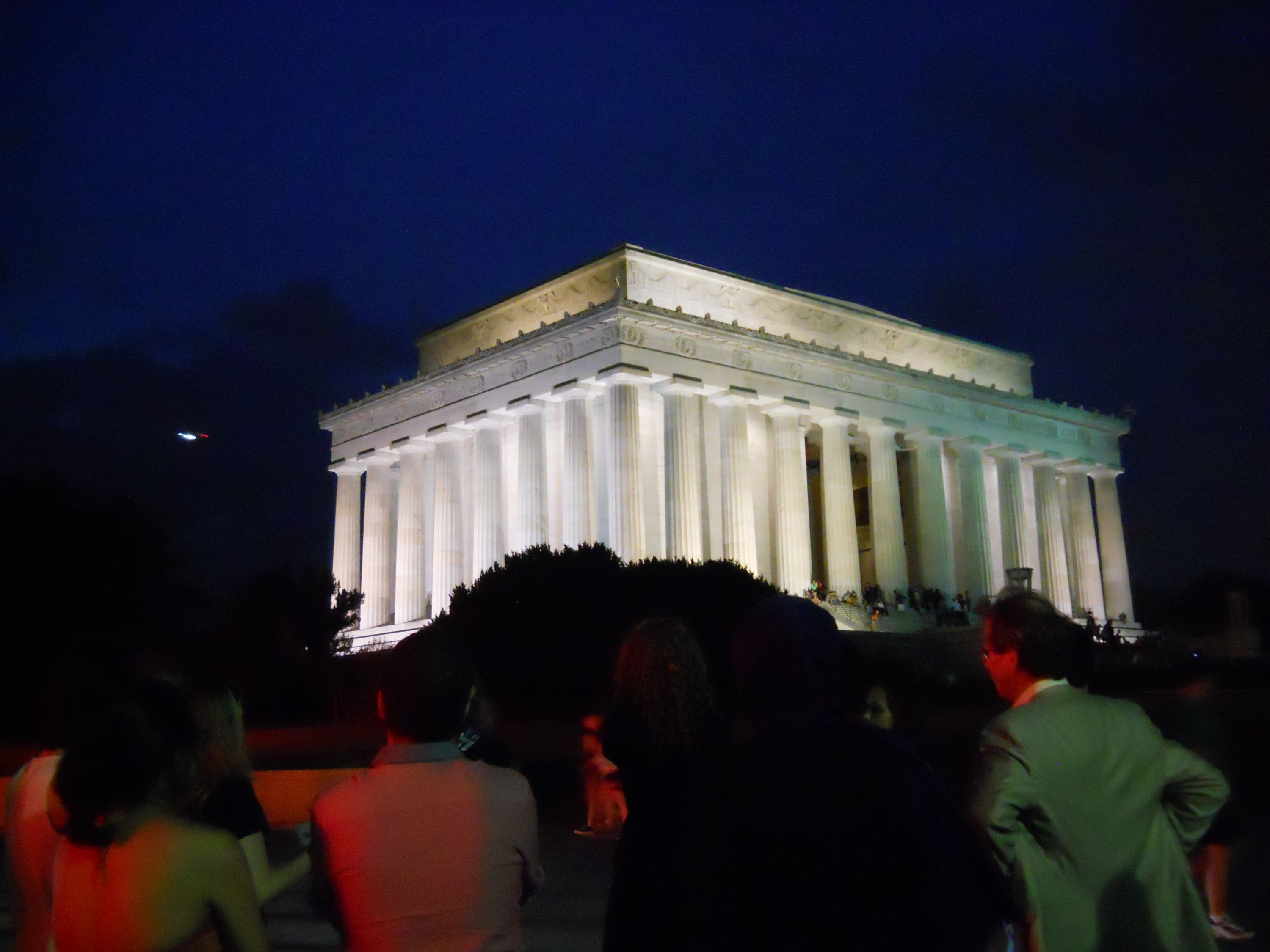 Night Tour of the Monuments