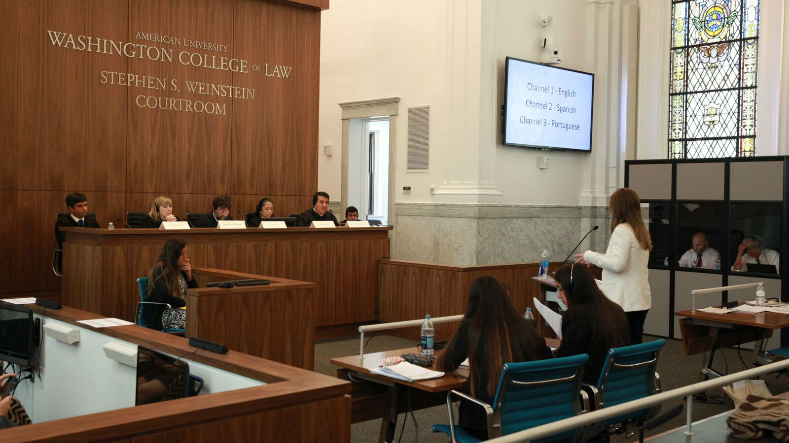 The 22nd Annual Inter-American Human Rights Moot
