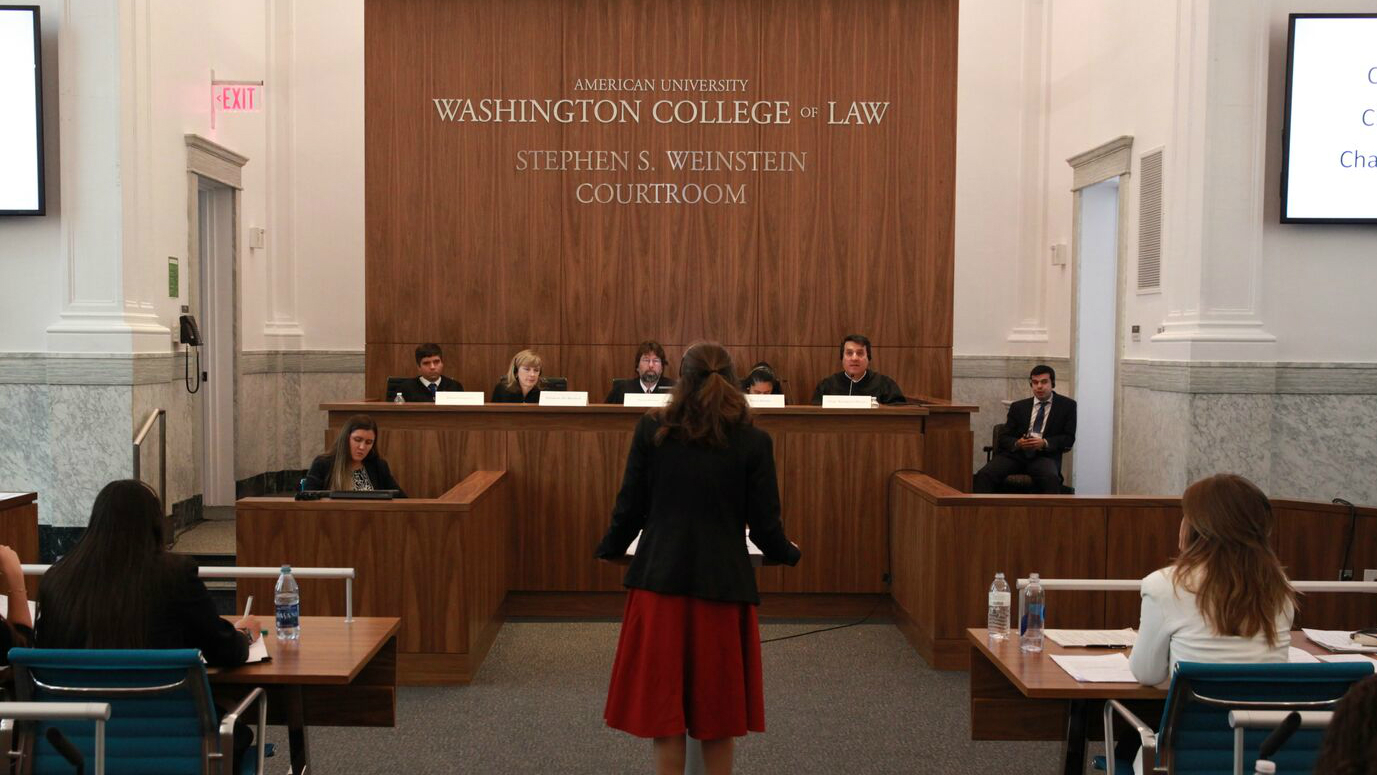 Inter-American Human Rights Moot Court Competition