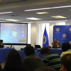 Visit to the Inter-American Commission on Human Rights