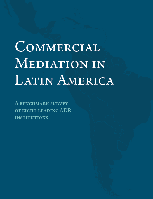 Mediation Survey in Latin America