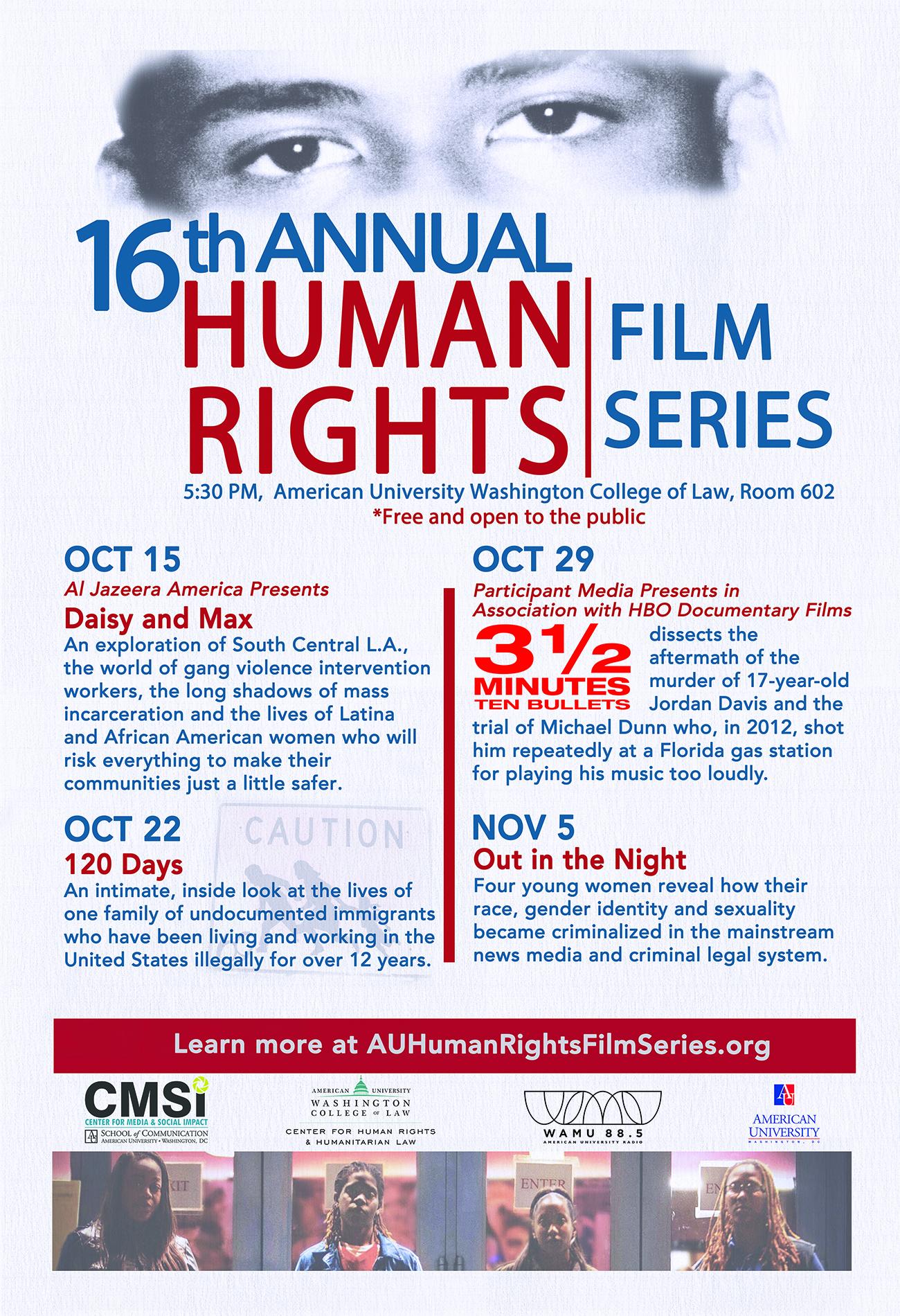 Human Rights Film Series