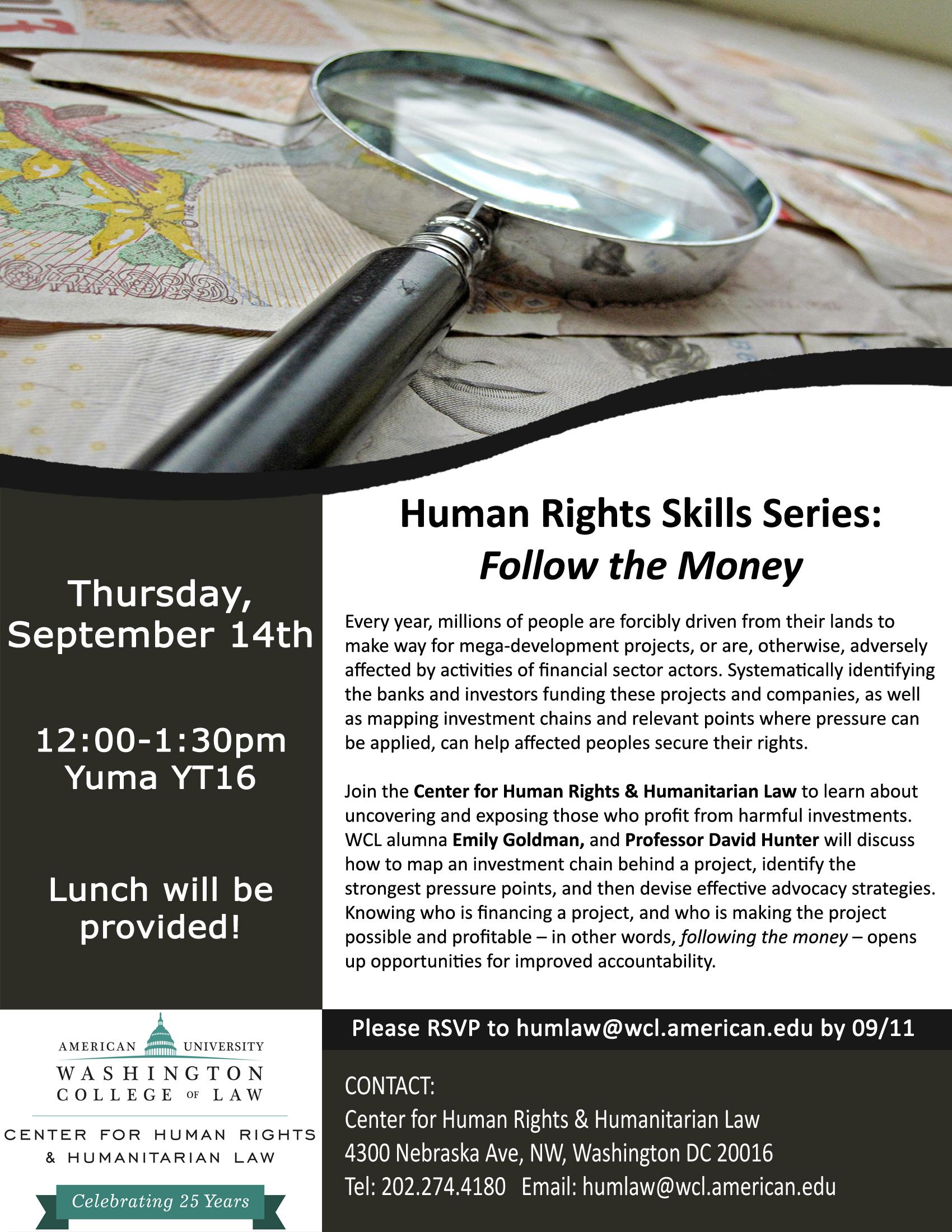 Human Rights Skills Series