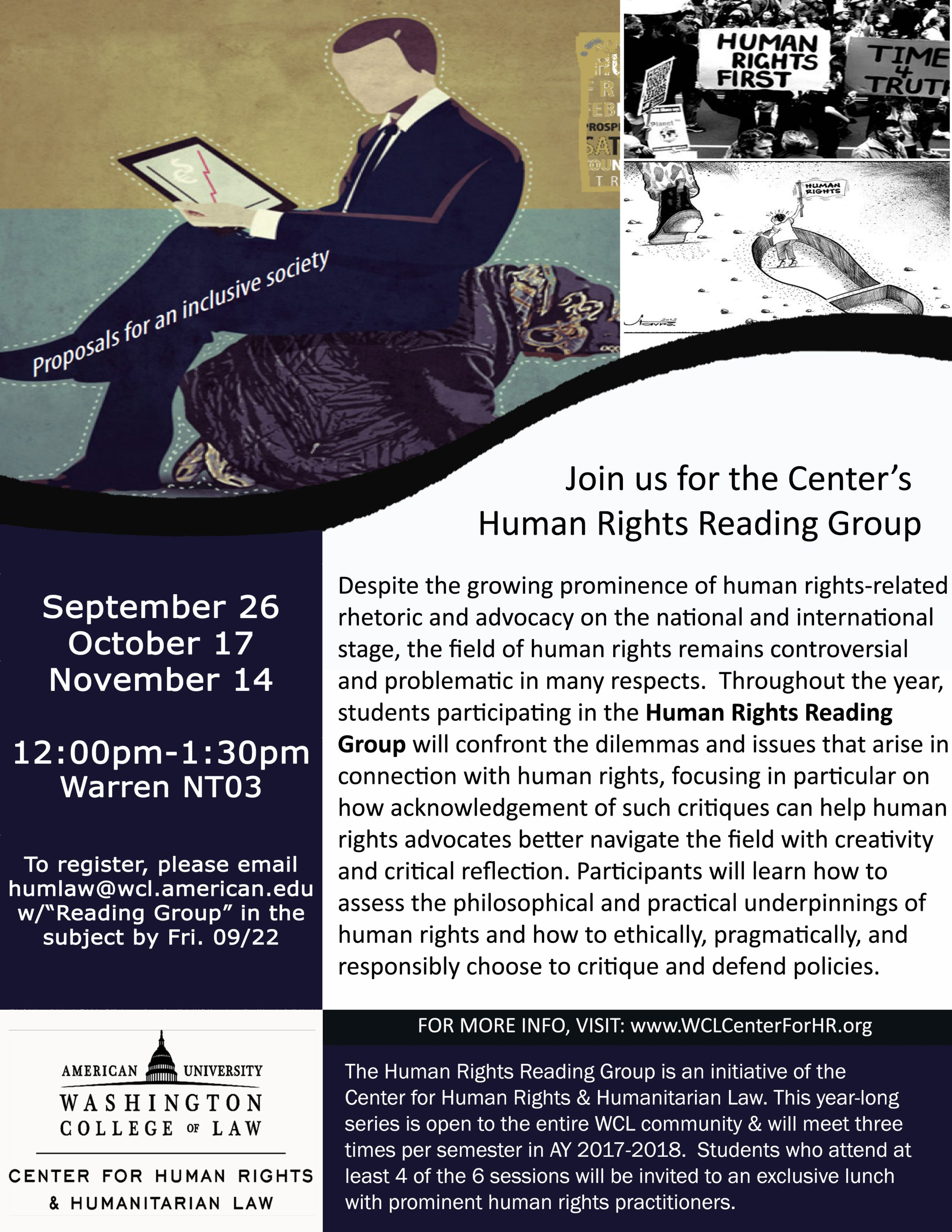 Human Rights Reading Group