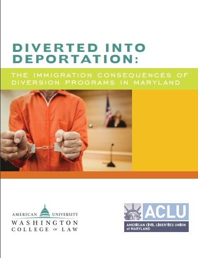 Diverted Into Deportation report cover