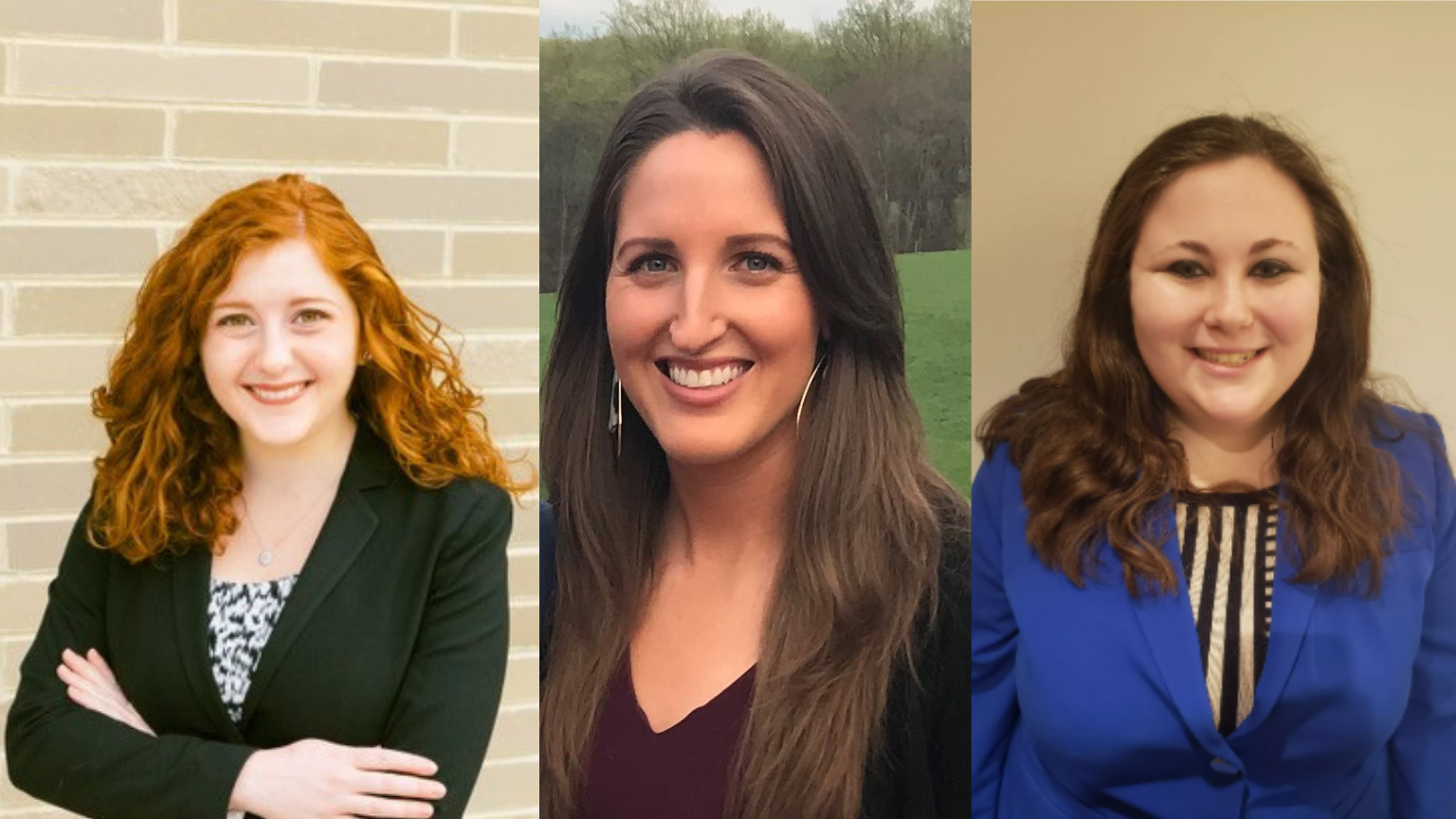 Three Clinic Student Attorneys Win Gallogly Public Interest Fellowships
