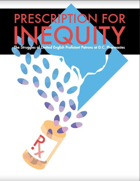 Prescription for Inequity Cover