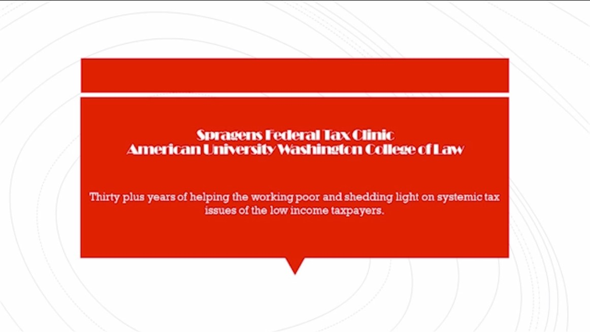 Tax Clinic Applicant Overview