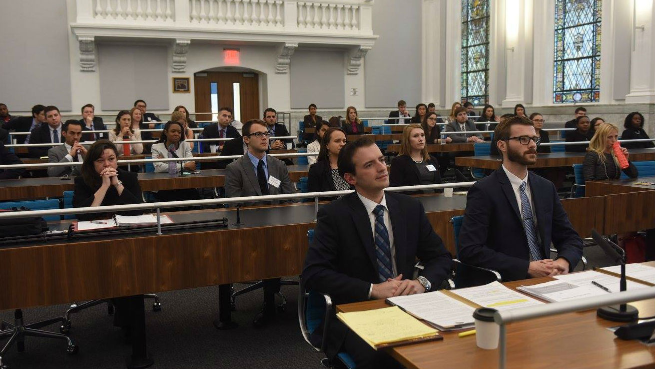 American University Washington College of Law Ranked No. 26 in Criminal Law by U.S. News