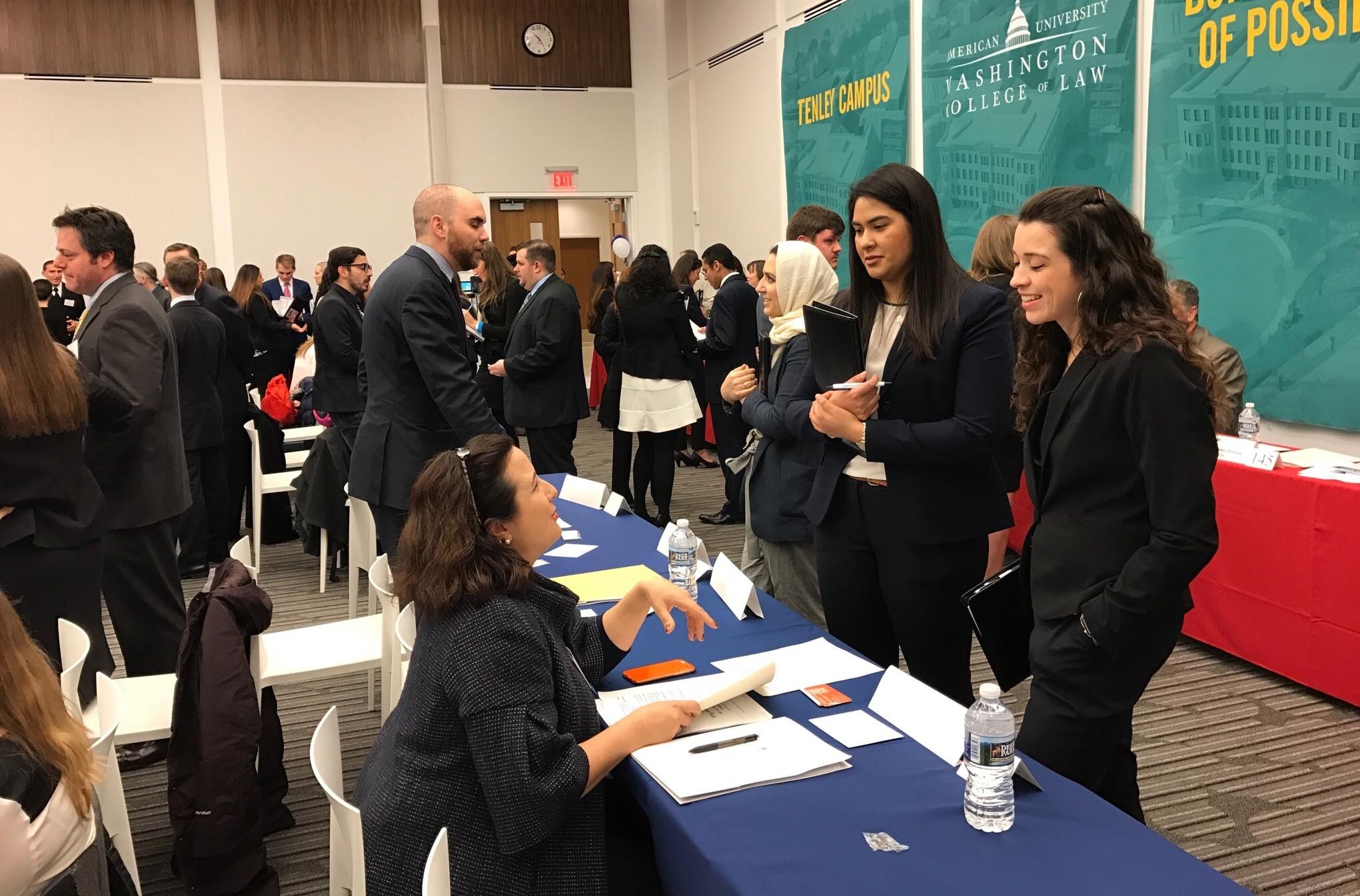 Spring 2017 Externship Fair 3