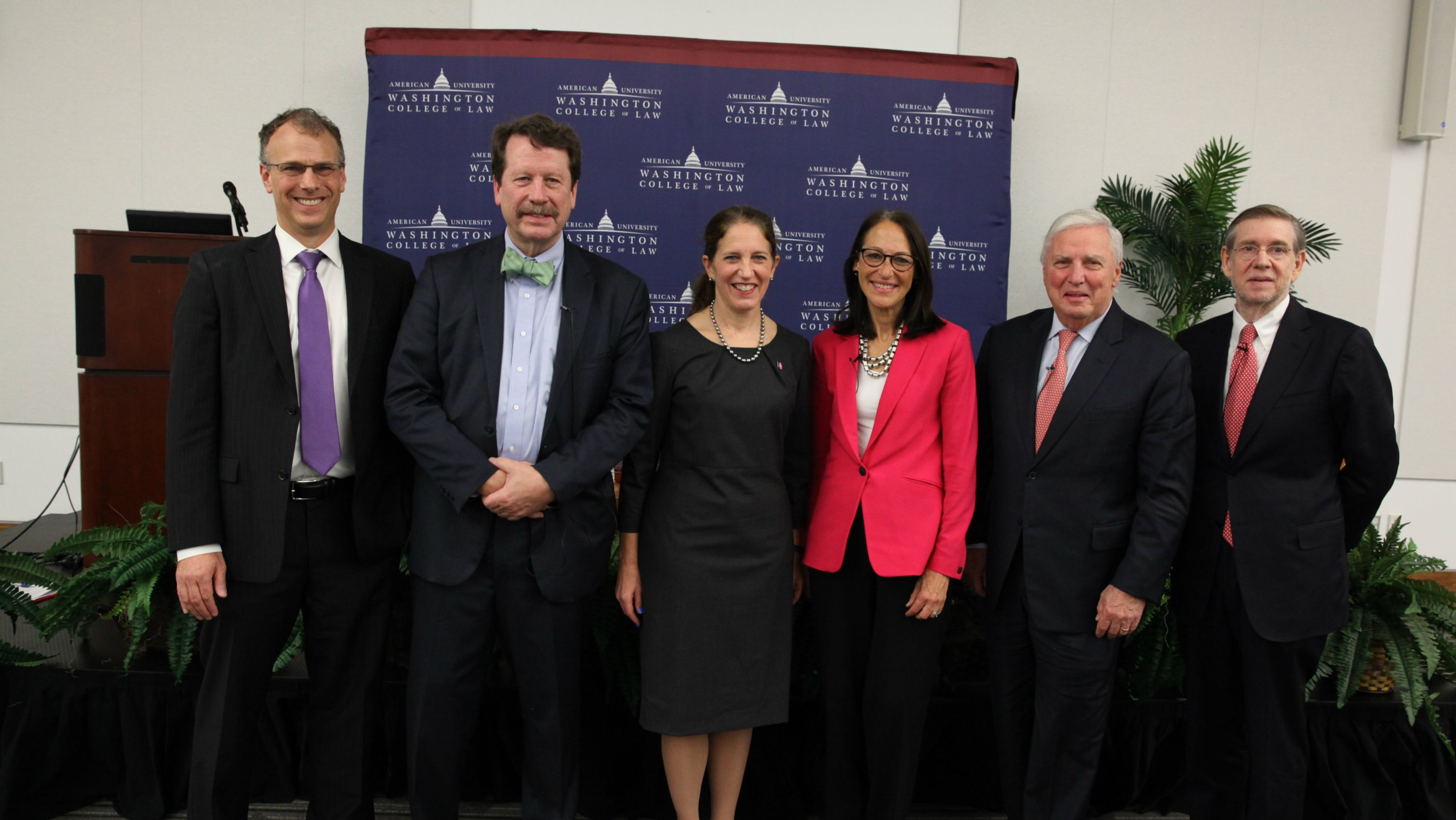 AUWCL and the Food and Drug Law Institute Hosts FDA Conference