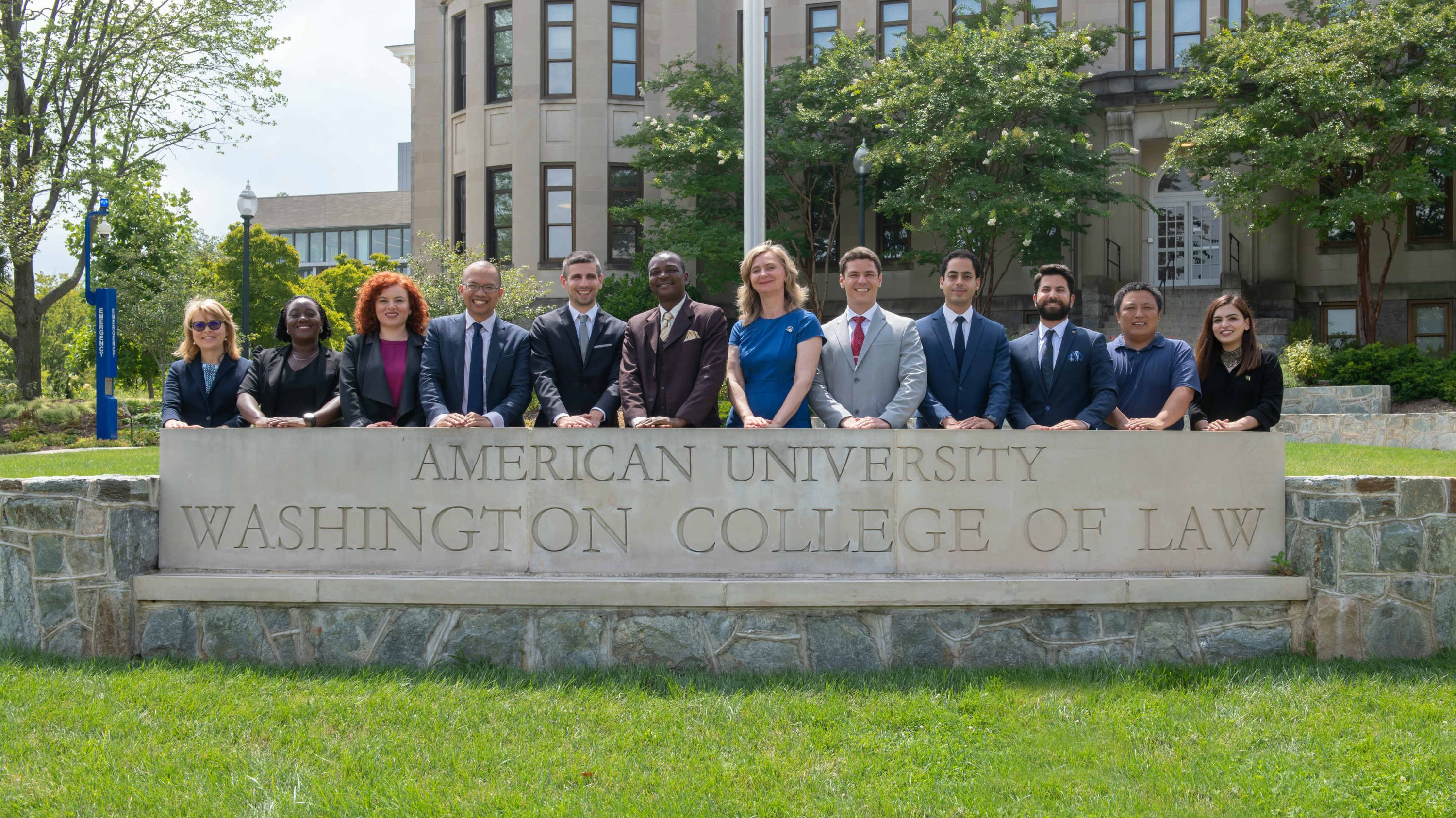 2019-2020 Humphrey Fellows
