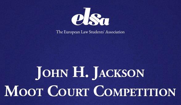 2019 ELSA Moot Court Competition