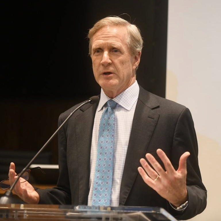 Third Annual Wenger Distinguished Lecture on Trade Featured Rufus Yerxa, President of the National Foreign Trade Council