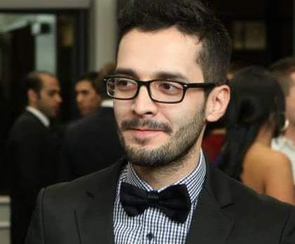 Germán Parra Gallego ('14)
