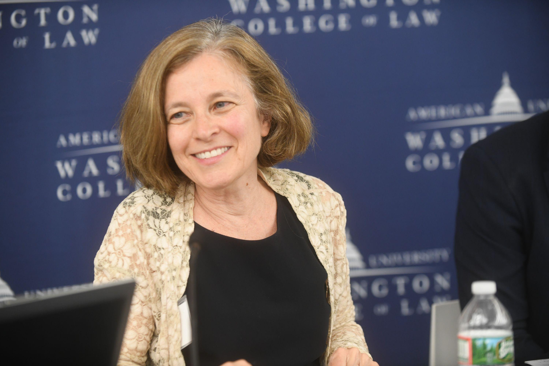 Sarah Raskin, former US Deputy Secretary of the Treasury