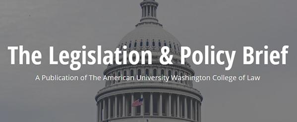 Legislation and Policy Brief Logo