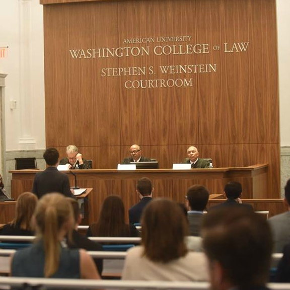 William H. Karchmer Regional Moot Court Competition
