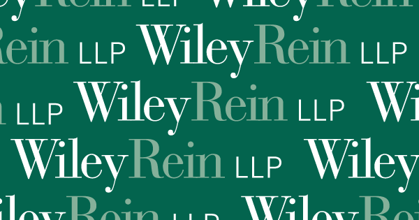 Wiely Rein Group logo