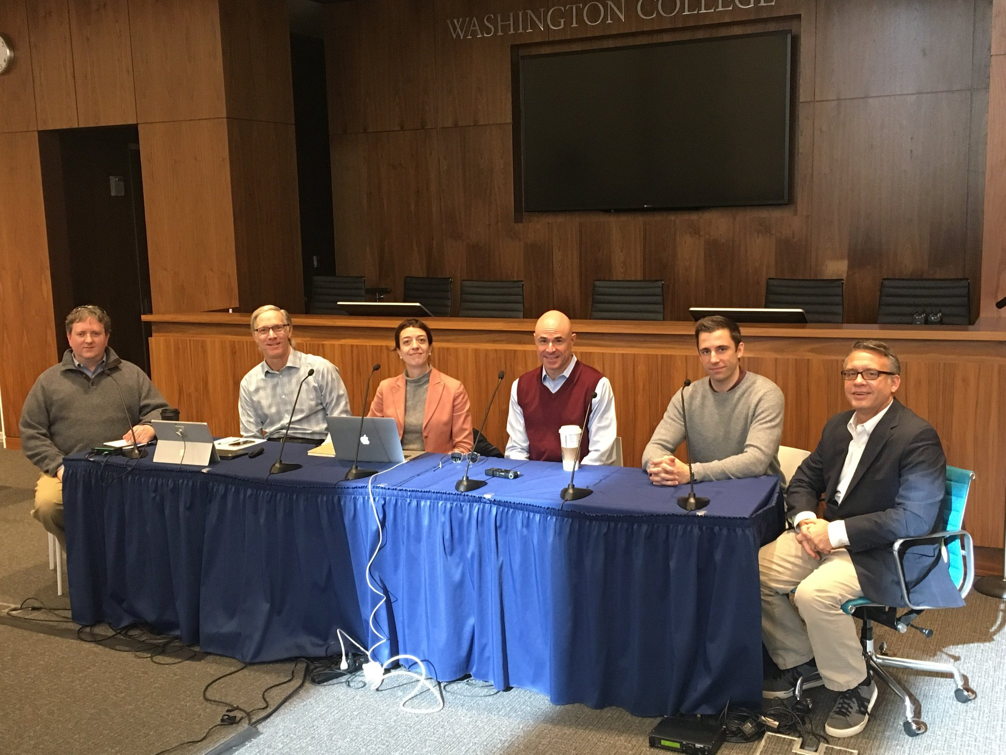 Watch the Latest Hot Air Show from Tenley Campus: Energy and Climate in 2019