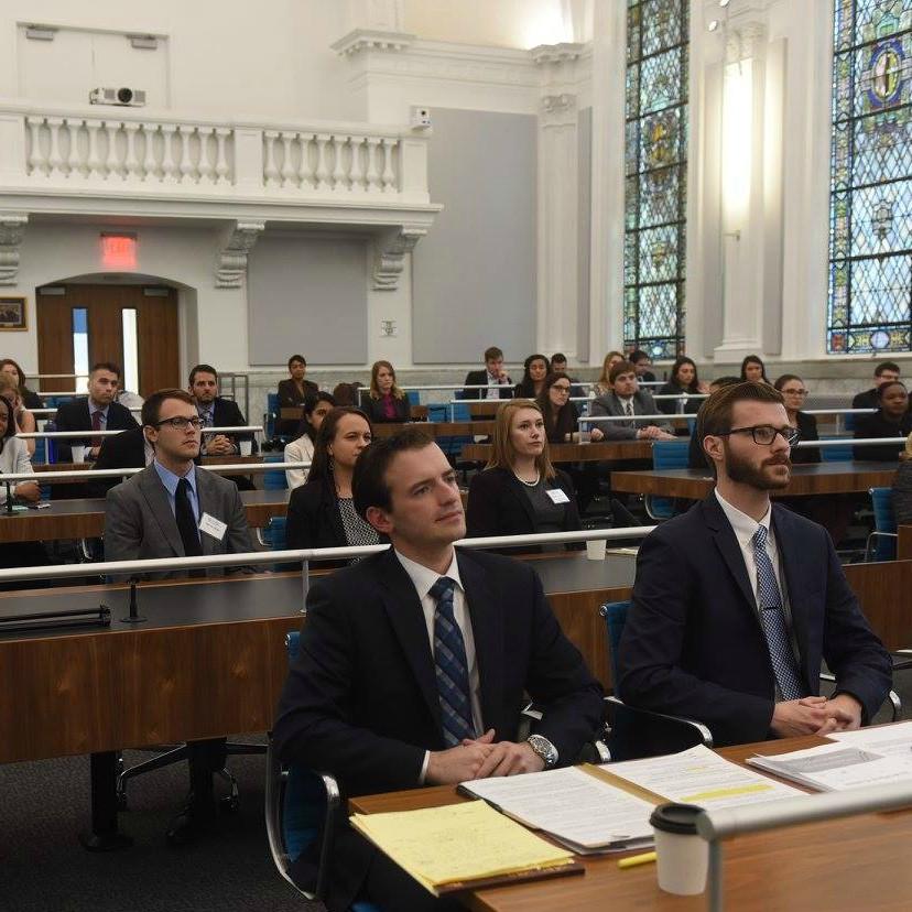 Weinstein Courtroom