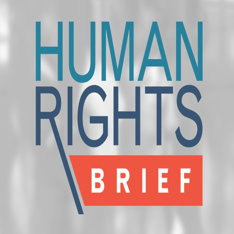 Logo of Human Righs Brief