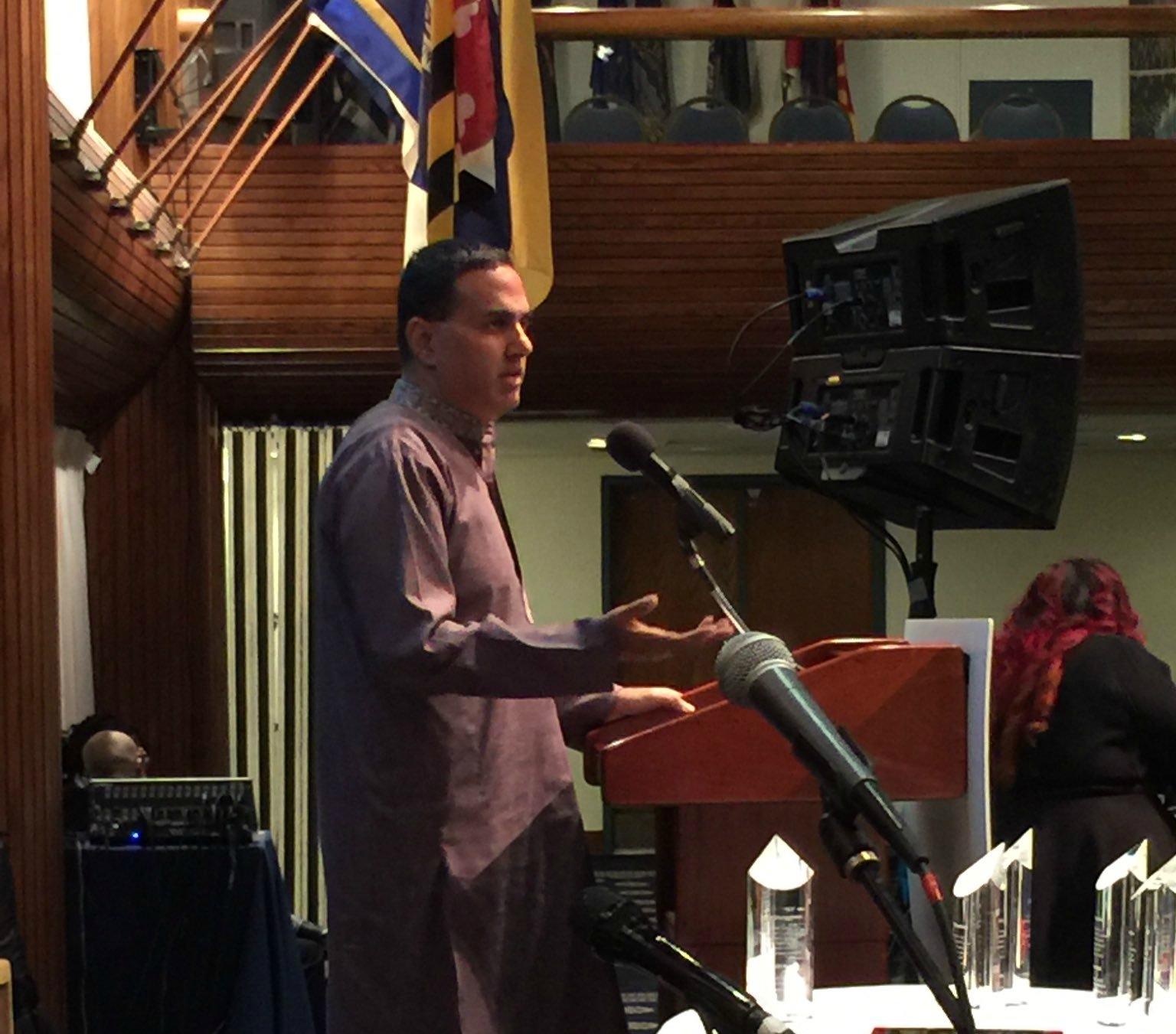 Professor Jayesh Rathod Receives SAALT 2017 Change Makers Award for His Immigration Justice Work