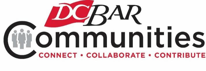 DC Bar Communities