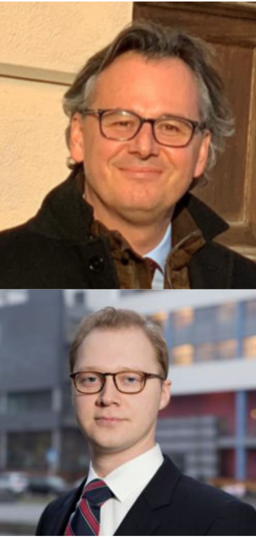 Christophe Geiger & Bernd Justin Jutte