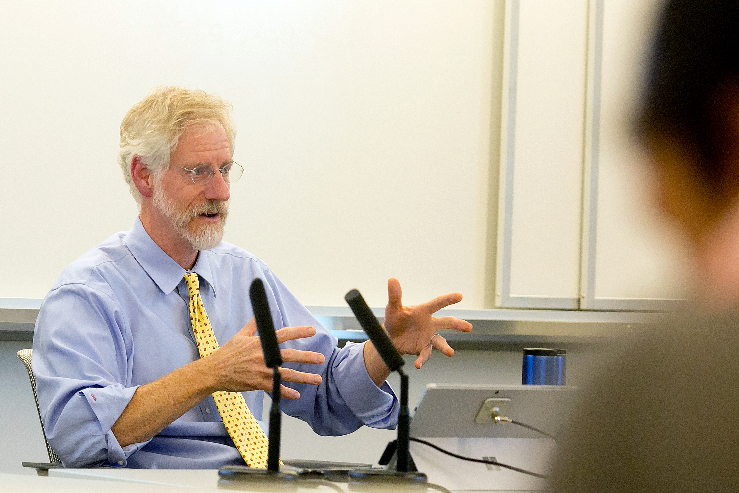 Prof. Michael Carroll