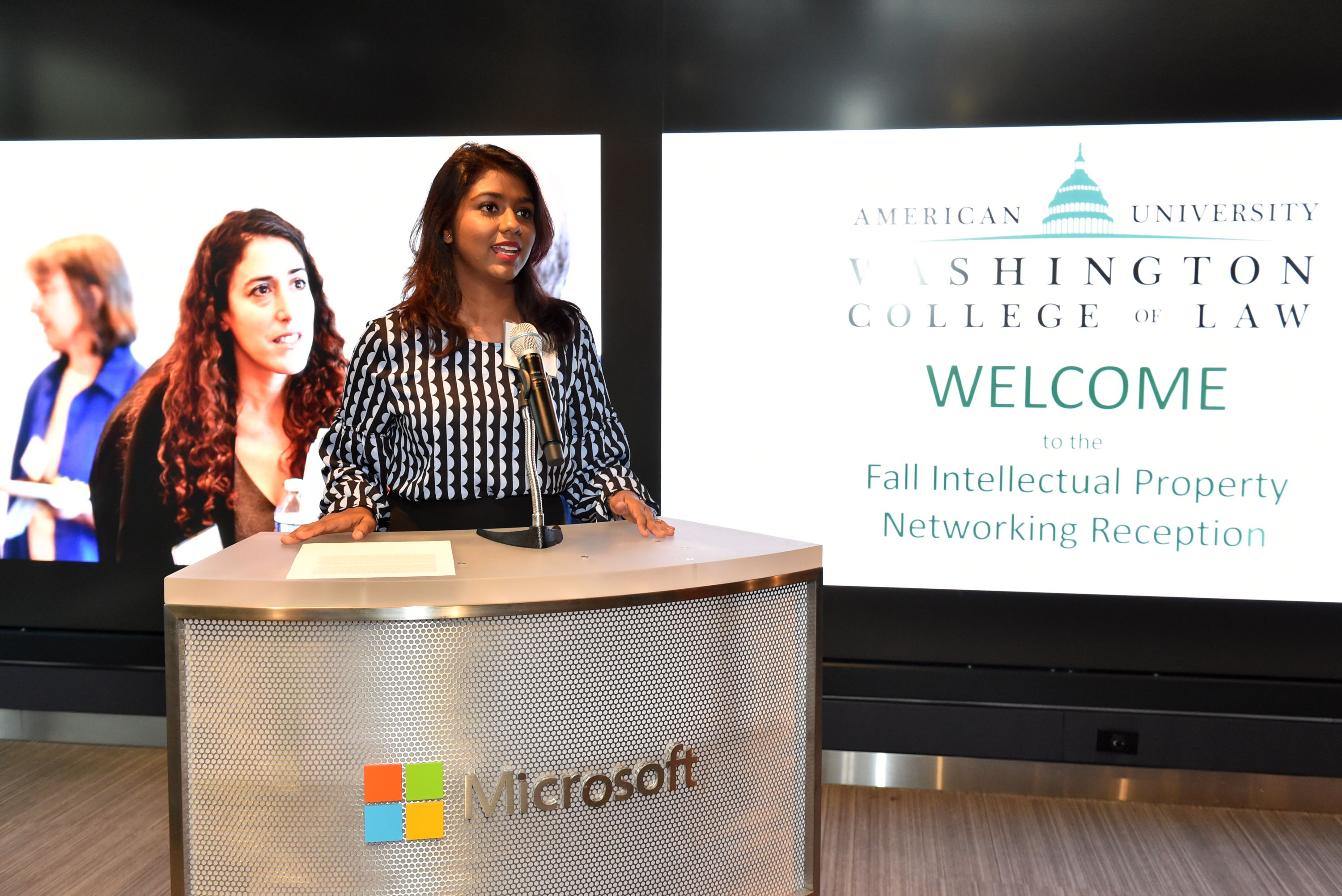 Annual WCL-Microsoft networking event
