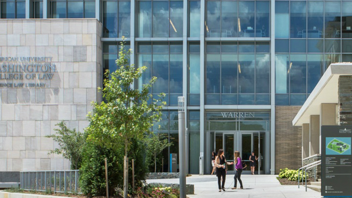 American University Washington College of Law Receives Top Ranking for Intellectual Property Law from PreLaw Magazine