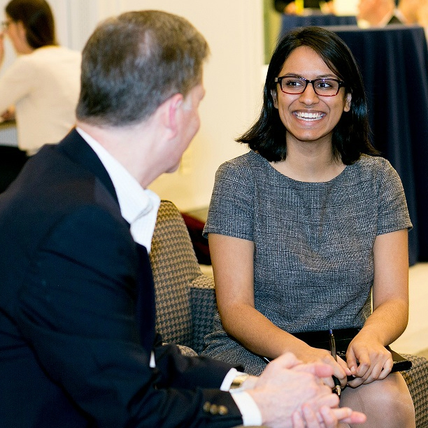 WCL's Annual IP Career Coaching and Speed Networking Event