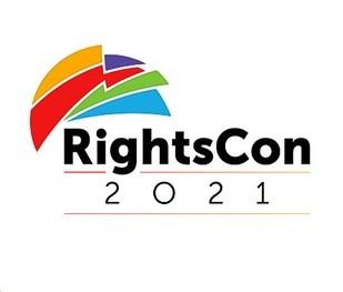 Rights Con 2021 Logo