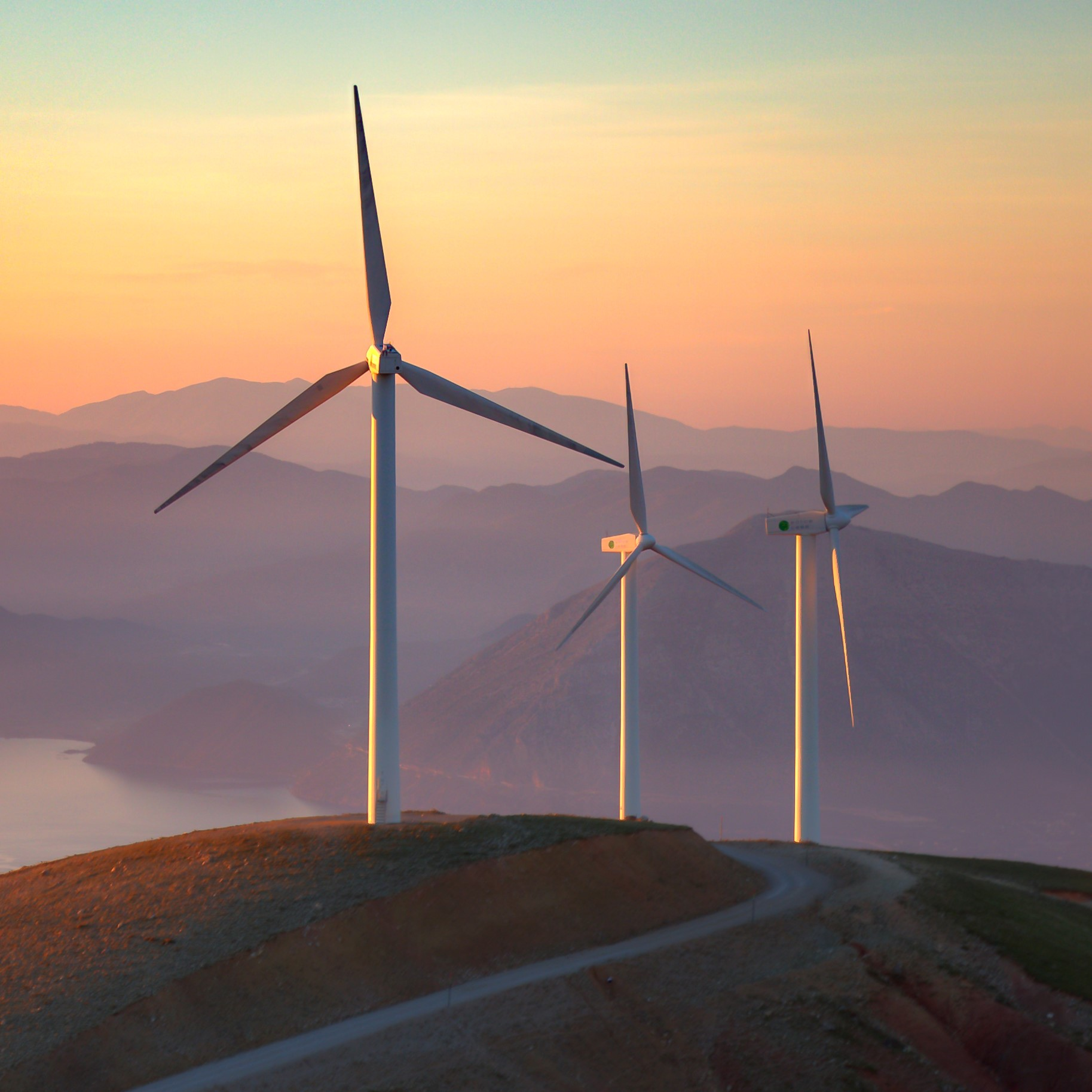 Image of Windmills from LowCarbonPledge.org