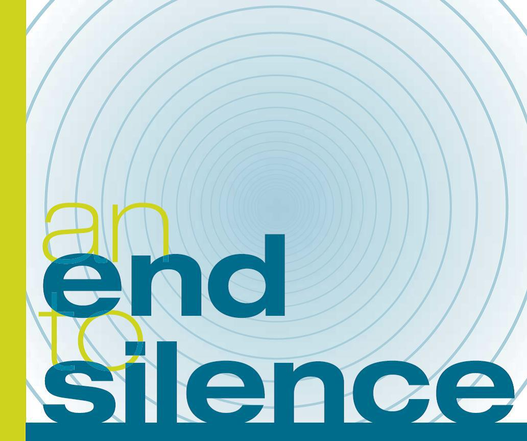 An End to Silence Logo