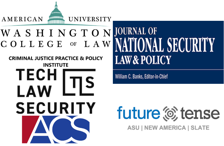 Logo - Technology, Policing and Earning the Public Trust