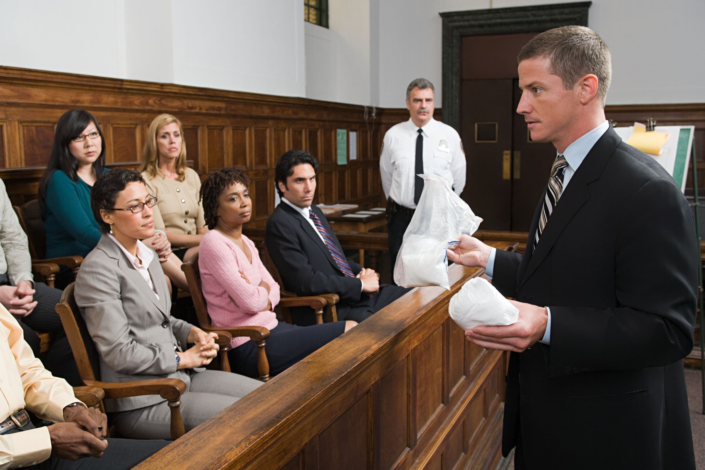 Moot Court and Mock Trial Competitions
