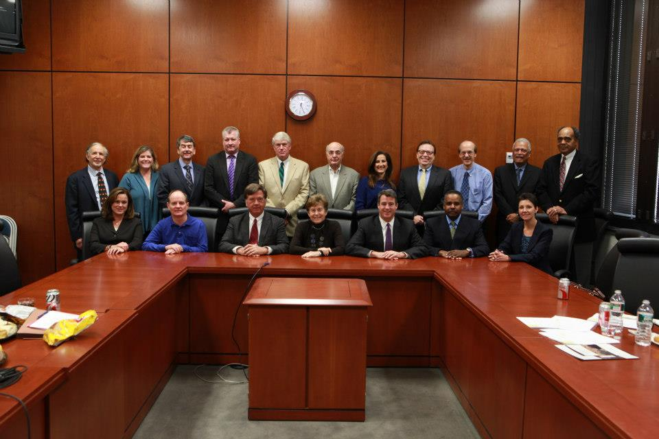 Montgomery County court group photo