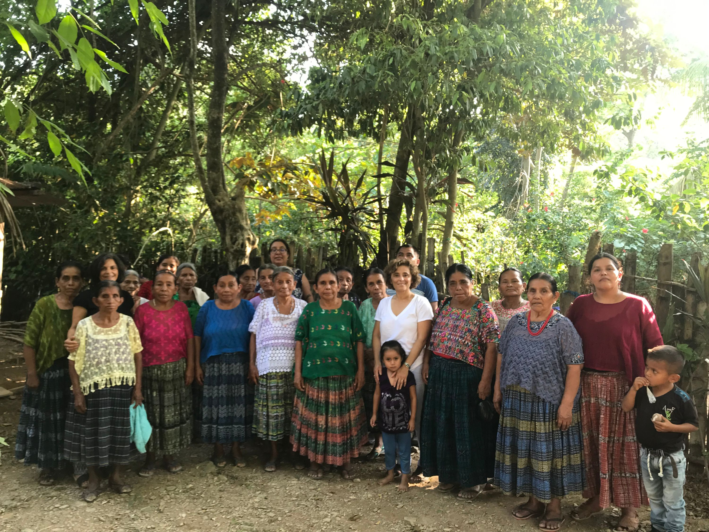 Partnership with UN Women on Documenting Good Practice on Accountability for Conflict-Related Sexual Violence in Guatemala