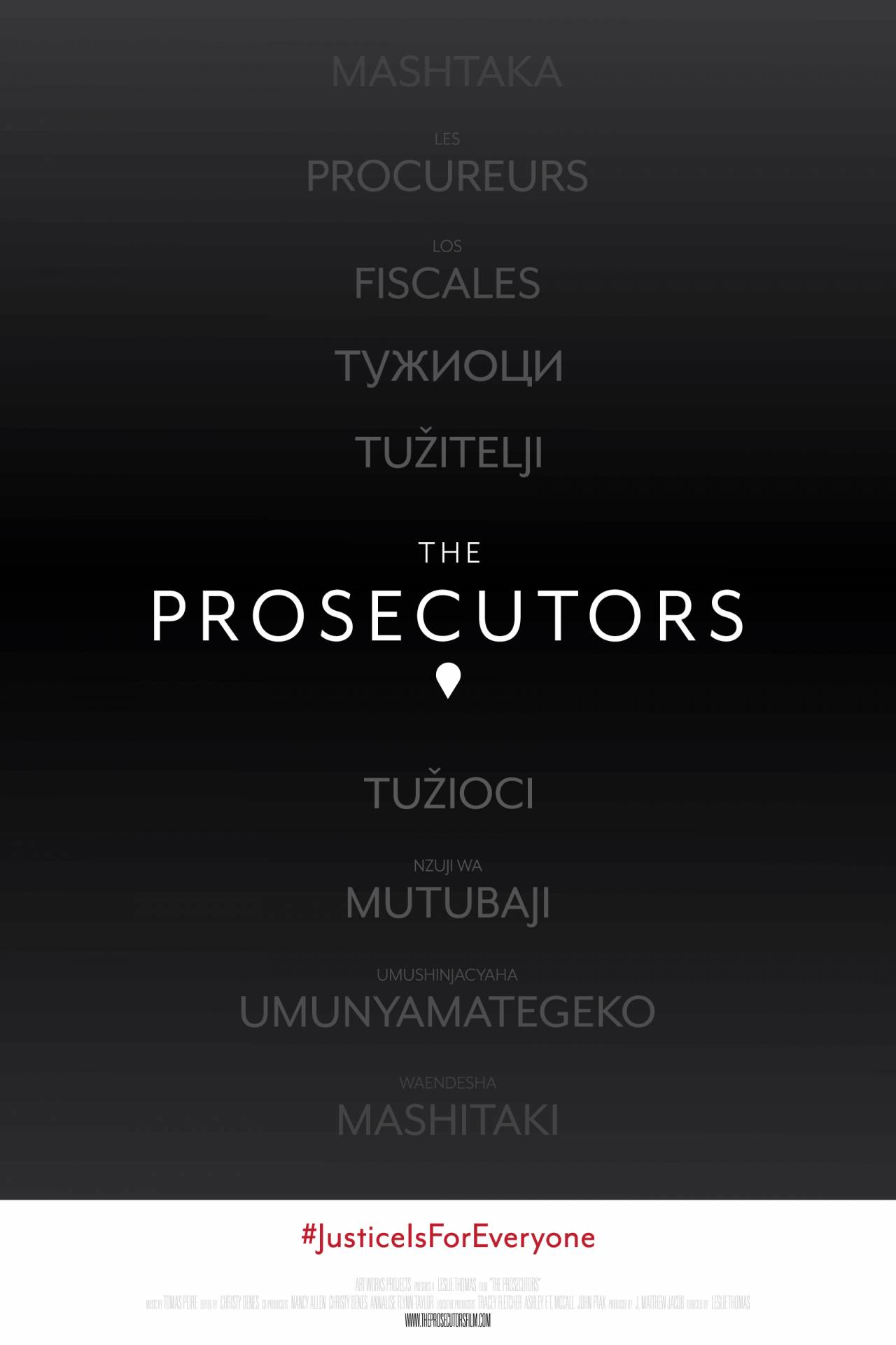Film Screening: The Prosecutors