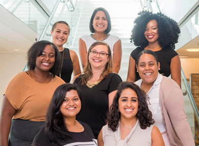 2016-2017 Reproductive Justice Fellows