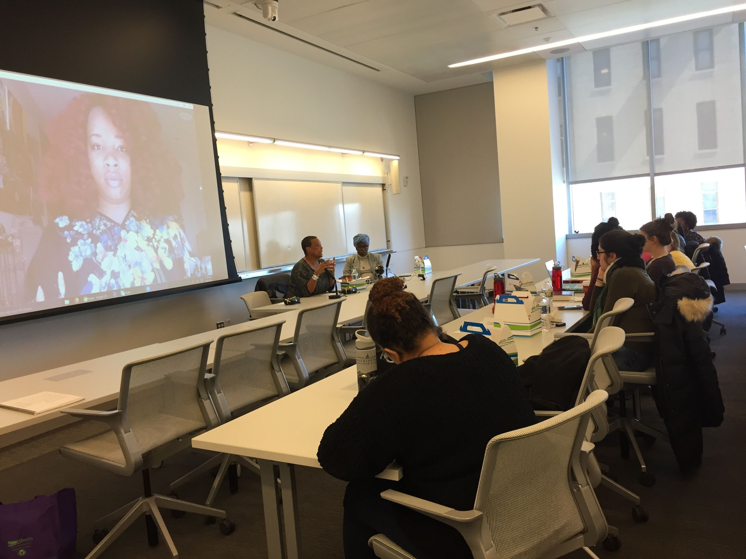 Gender and Law Lunch and Learn: Reproductive Injustice in DC