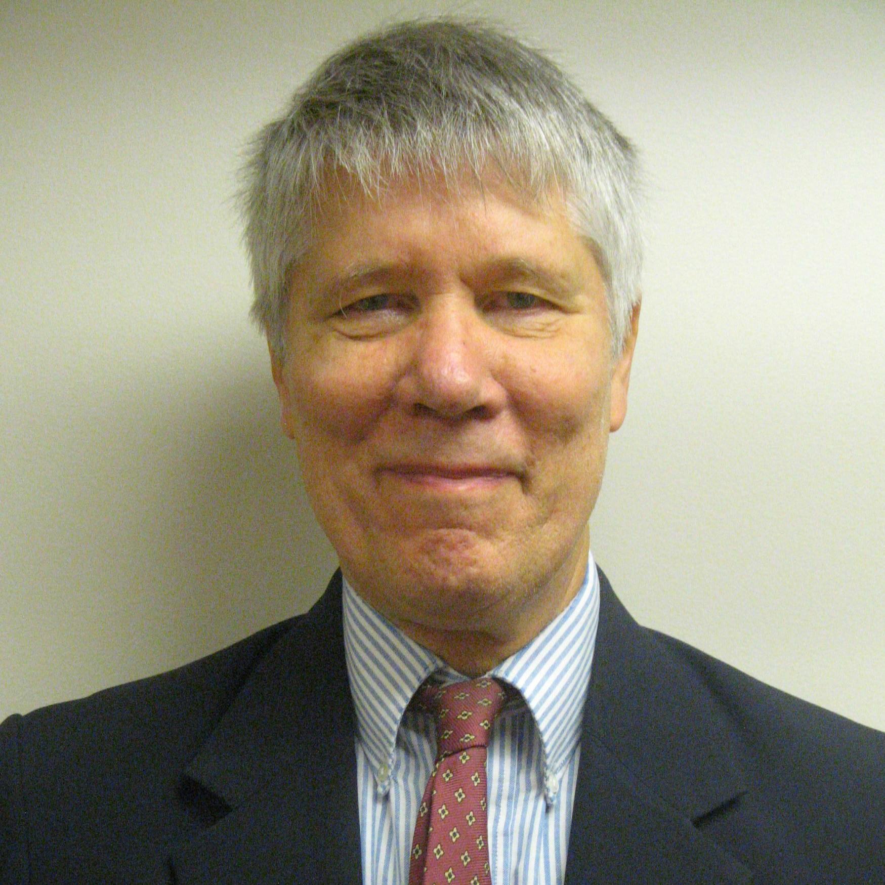 Professor Jeffrey Lubbers